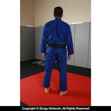 "Gameness ""Air"" Blue BJJ Gi - 2015"